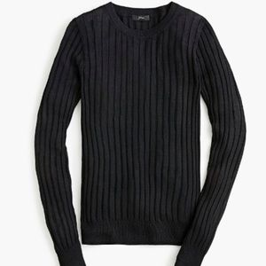 J Crew Tippi ribbed sweater